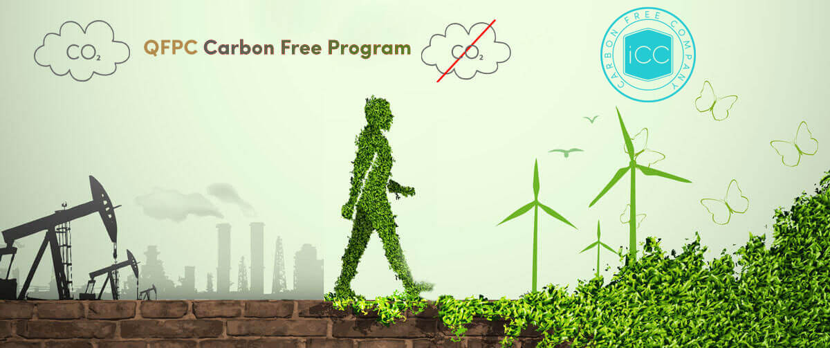QFPC Carbon Free Program - Carbon Neutral Company - For Businesses